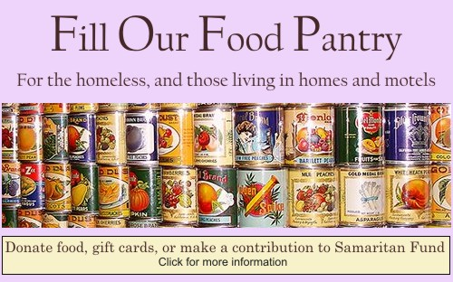 Advert Food Pantry